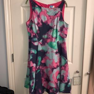 kate spade Dresses - 🔥OFFER🔥Kate Spade watercolor floral abstract 👗